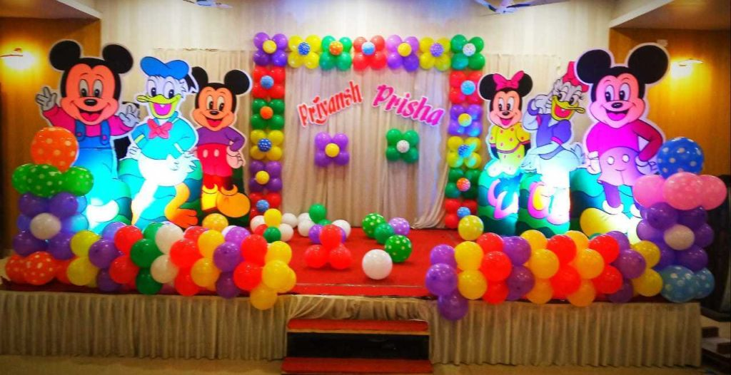 Best birthday party planner in Pune