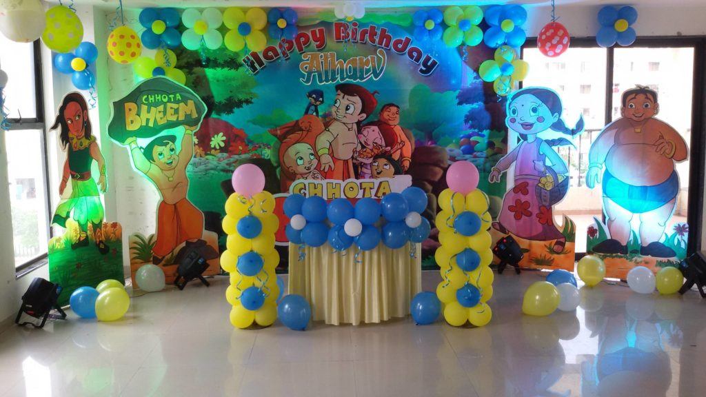 best decoration planner in Pune, party decorations
