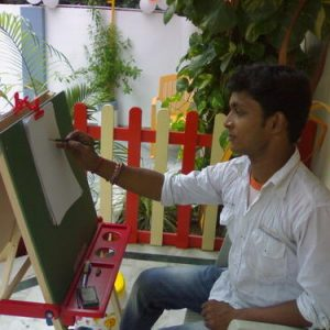 sketch-tattoo-artist-for-birthday-party-in-lucknow-500x500